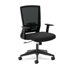 HVL541 Series High-Back Mesh Task Chair with Arms
