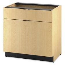 Hospitality 2 Door Storage Cabinet