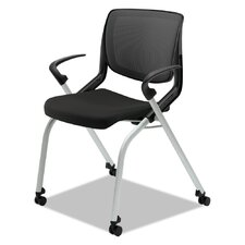 Motivate Seating Nesting/Stacking Flex-Back Chair