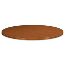 Veneer Round Conference Table Top