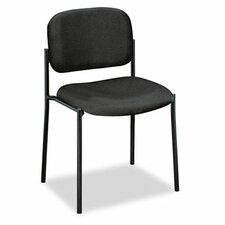VL606 Series Armless Stacking Chair