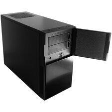 Nanoxia Deep Silence 4 Mini Tower Case Fits Micro-ATX Motherboard