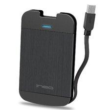 "Ineo 2.5"" External Drive Enclosure SATA III to USB 3.0"