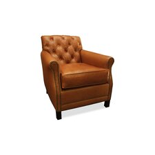 Riga Leather Arm Chair