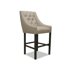 "Naples 30"" Bar Stool with Cushion"