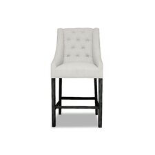 "Naples 26"" Bar Stool with Cushion"