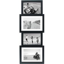 4 Panel 4'' x 6'' Picture Frame