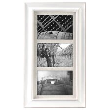 "3 Opening 5"" x 7"" Picture Frame"
