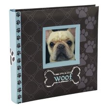 1 Up Woof Book Album