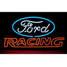 Ford Racing Neon Sign