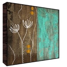 Blue and Brown I Wall Art
