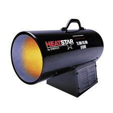 125,000 BTU Portable Propane Forced Air Utility Heater