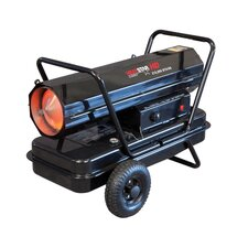 210,000 BTU Portable Kerosene Forced Air Utility Heater