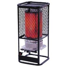125,000 BTU Portable Propane Radiant Utility Heater