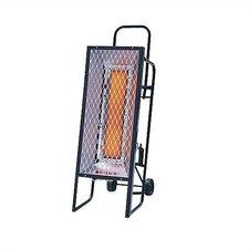 Portable Randiant 35,000 BTU Portable Propane Radiant Utility Heater