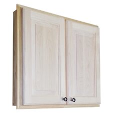 """Baldwin 29.5"""" x 25.5"""" Single Door Recessed Cabinet"""