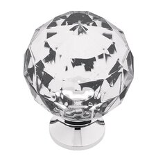 Design Facets Round Knob