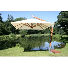 8.5'-11.5' Rectangular Cantilever Umbrella