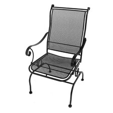 Monticello Coil spring Dining Arm Chair (Set of 2)