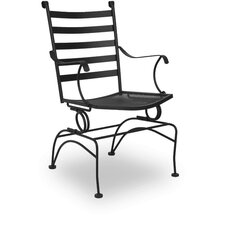 Del Rio Coil Spring Dining Arm Chair