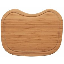 Hardwood Cutting Board for D376 Sink Models