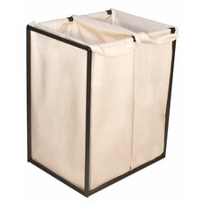 Double Hamper with Bag