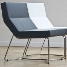 Liberty Settee Eco-leather Lounge Chair