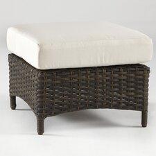 Panama Ottoman with Cushion