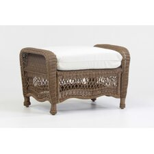 Riviera Ottoman with Cushion