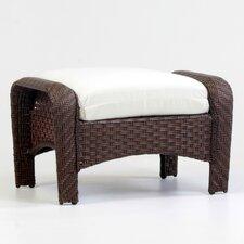 Martinique Ottoman with Cushion