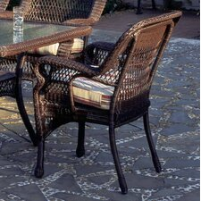 Montego Bay 7 Piece Dining Set with Cushion