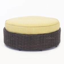 St Tropez Ottoman with Cushion