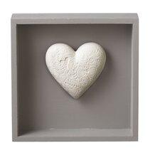 Heart Message Wall Decor