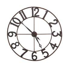 "Oversized 30"" Wall Clock"