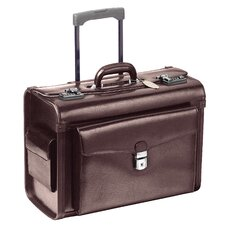 Deluxe Leather Laptop Catalog Case