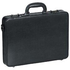 Business Leather Attaché Case