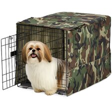 Quiet Time Camo Crate Cover