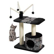 """36"""" Feline Nuvo Carnival Cat Tree"""