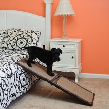 "Indoor Carpet Mini 42"" Pet Ramp"