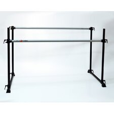 Professional Series Twin Bar Ballet Barre