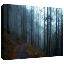 'Woods' by John Black Gallery-Wrapped on Canvas