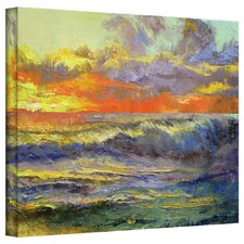 """California Dreaming"" by Michael Creese Painting Print on Canvas"
