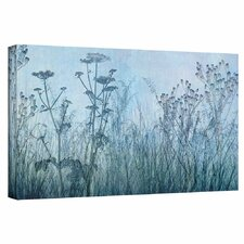 """""""Wildflowers Early"""" by Cora Niele on Gallery Wrapped Canvas"""