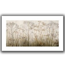 """Wildflowers Ivory"" by Cora Niele Canvas Poster"