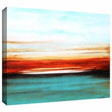 """Sunset"" by Jolina Anthony Painting Print Gallery on Wrapped Canvas"