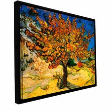 'Mulberry Tree' by Vincent Van Gogh Framed Painting Print
