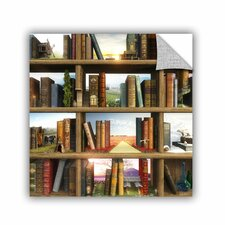 Story World by Cynthia Decker Art Appeelz Removable Wall Mural