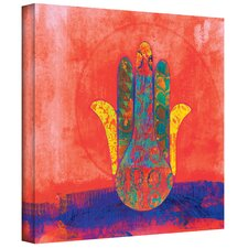 """""""Hand of Fatima"""" by Elena Ray Painting Print on Canvas"""