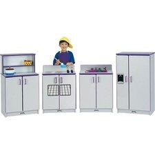 4 Piece Kitchen Set