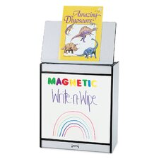 Rainbow Accents® Big Book Easel Free-Standing Whiteboard, 4' x 2'